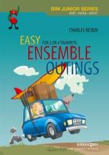 Easy Ensemble Outings Trios-Quatuors Charles Reskin laflutedepan