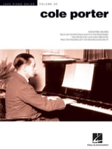 Cole Porter - Jazz Piano Solo Series Volume 30 - Cole Porter - Sheet Music - di-arezzo.co.uk