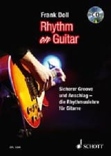 Frank Doll - Rhytm on Guitar - Sheet Music - di-arezzo.com
