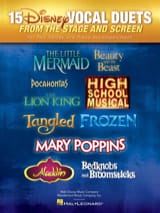 15 Disney Vocal Duets From Stage and Screen DISNEY laflutedepan.com