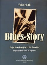 Blues-Story Volker Luft Partition laflutedepan.com