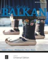 Balkan Accordéon Partition Accordéon - laflutedepan.com