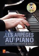 Frédéric Dautigny - Les arpèges au piano mp3 - Partition - di-arezzo.fr