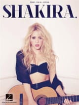 Shakira - Shakira - Sheet Music - di-arezzo.co.uk