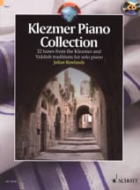 Klezmer Piano Collection Traditionnel Partition laflutedepan.com