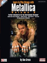 Learn to Play Drums With Metallica - Volume 2 laflutedepan.com