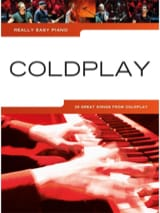 Coldplay - Really easy piano - Coldplay - Partition - di-arezzo.fr