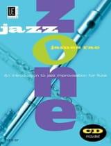 Jazz Zone - Flute James Rae Partition Flûte traversière - laflutedepan