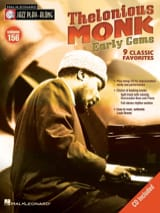 Jazz Play-Along Volume 156 - Thelonious Monk - Early Gems laflutedepan.com