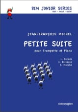 Jean-François Michel - Small suite - Sheet Music - di-arezzo.com