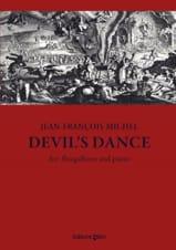 Devil's dance Jean-François Michel Partition laflutedepan.com