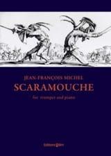 Jean-François Michel - Scaramouche - Partition - di-arezzo.fr