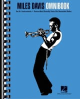 Miles Davis - Miles Davis Omnibook - Bb - Sheet Music - di-arezzo.co.uk