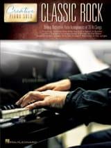 Creative Piano Solo - Classic Rock Partition laflutedepan.com