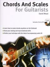 David Mead - Chords And Scales For Guitarists - Sheet Music - di-arezzo.co.uk