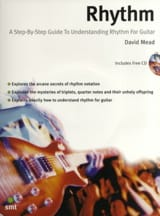David Mead - Rhythm - A Step By Step Rhythm For Guitar - Sheet Music - di-arezzo.co.uk