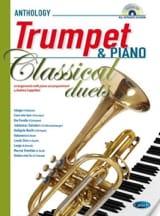 Anthology - Classical Duets Partition Trompette - laflutedepan.com