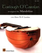 Turlough O'Carolan arrangiert für Mandoline laflutedepan.com
