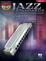 Harmonica Play-Along Volume 14 - Jazz Standards laflutedepan.com