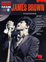 James Brown - Drum Play-Along Volume 33 - James Brown - Sheet Music - di-arezzo.co.uk
