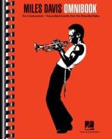 Miles Davis - Miles Davis Omnibook - C - Sheet Music - di-arezzo.com