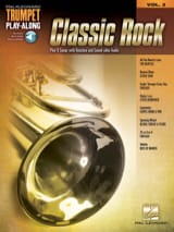 Trumpet Play-Along Volume 3 - Classic Rock laflutedepan.com