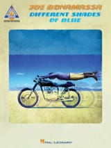Joe Bonamassa - Different Shades of Blue - Sheet Music - di-arezzo.co.uk