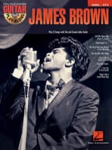 James Brown - Guitar Play-Along Volume 171 - James Brown - Sheet Music - di-arezzo.co.uk