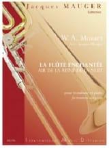 MOZART - La Flûte Enchantée - Air de la Reine de la Nuit - Partition - di-arezzo.fr