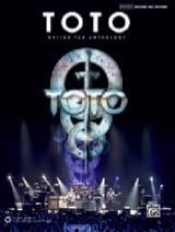 Toto - Guitar TAB Anthology Toto Partition laflutedepan.com