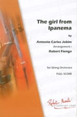 The Girl From Ipanema Antonio Carlos Jobim Partition laflutedepan.com