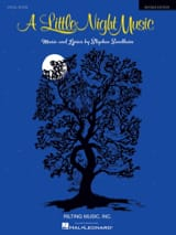 A Little Night Music - Vocal Score Stephen Sondheim laflutedepan.com