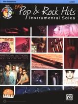 Easy Pop & Rock Hits Instrumental Solos Partition laflutedepan.com