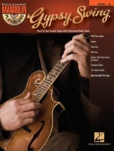 Mandolin Play-Along Volume 5 - Gypsy Swing laflutedepan.com