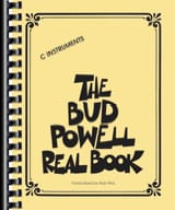 Bud Powell - The Bud Powell Real Book - Partition - di-arezzo.fr