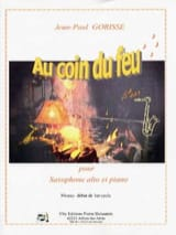 Jean-Paul Gorisse - At the Fireside - Sheet Music - di-arezzo.co.uk