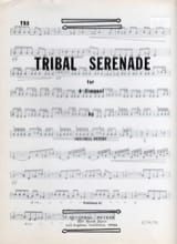 Tribal Serenade for 4 Timpani Mitchell Peters laflutedepan.com