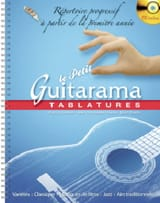 Le Petit Guitarama Tablatures Partition Guitare - laflutedepan.com