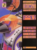 Learn to Play the Drumset Volume 2 Peter Magadini laflutedepan.com
