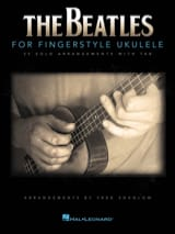 BEATLES - The Beatles for Fingerstyle Ukulele - Partition - di-arezzo.fr