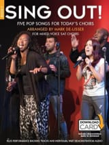 Sing Out! 5 Pop Songs For Today's Choirs Book 5 - laflutedepan.com
