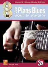 200 plans blues pour la guitare en 3D laflutedepan.com