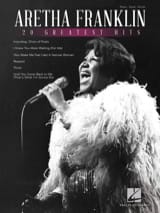 20 Greatest Hits Aretha Franklin Partition Piano - laflutedepan.com