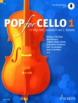 Pop For Cello - Volume 1 - Partition - laflutedepan.com