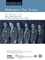 Mahogany Hall Stomp Spencer Williams Partition laflutedepan.com