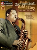 "Canonball Adderley - Jazz Play-Along Volume 139 - Julian ""Cannonball"" Adderley - Sheet Music - di-arezzo.co.uk"