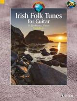 Irish Folk Tunes for Guitar Partition Guitare - laflutedepan.com