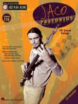 Jaco Pastorius - Jazz Play-Along Volumen 116 - Jaco Pastorius - Partitura - di-arezzo.es