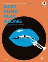 Easy Funk Play-Along Ed Harlow Partition Trompette - laflutedepan.com