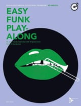 Easy Funk Play-Along Ed Harlow Partition Trombone - laflutedepan.com